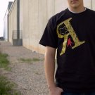 Army Man Tee Medium (Black)
