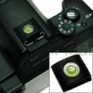 Hot Shoe Cover with Spirit Level for Nikon Canon