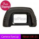 Eyepiece Replaces Nikon EYECUP DK-21 D300/D7000/D90/D60/D40