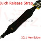 K Quick Shoulder Strap Pressure Release Belt for DSLR Camera Canon 600D 6D Nikon D7000 D5100 etc