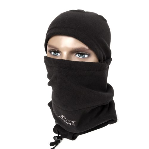 Mountain Trip  MC-318 (Black) 3 in 1 Magic Face Mask Head Hood Hat Neck Warm Winter Protector