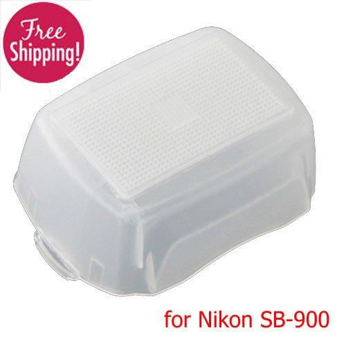 Flash Speedlight Bounce Diffuser for Nikon SB900 SB-900