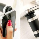 8X Optical Magnifier Magnification Zoom Lens for iPhone 5/4S/4 Camera Telescope