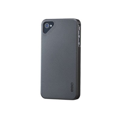 EGO Snap Case Cover Crack Series for Apple iPhone 4/4S (Titanium)