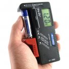 Universal Scales Handheld Battery Volt Digital Tester BT-168D for 1.5V AA AAA CD Cell 9V Batteries