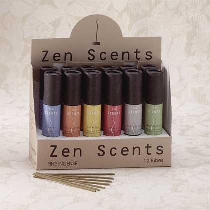 Zen Incense Sticks 12ct