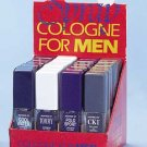 Cologne For Men Display 24ct