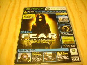 Official Xbox Magazine Demo Disc 62  Oct 2006