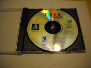 Tall Infinity  Disc Only  [ PSX, Ps1, Psone ]