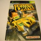 Manual ONLY ~  for Smashing Drive   Xbox