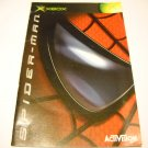 Manual ONLY ~  for Spider-Man   Xbox