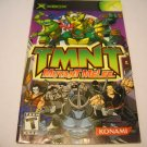 Manual ONLY ~  for TMNT Teenage Mutant Ninja Turtles Mutant Melee   Xbox