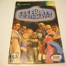 Manual ONLY ~  for MTV Celebrity Deathmatch   Xbox