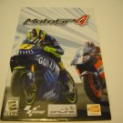 Manual ONLY ~  for Moto GP 4   Ps2