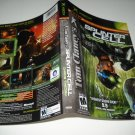 Artwork ONLY ~  Splinter Cell Chaos Theory    Xbox