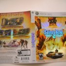 Artwork ONLY ~  Saints Row 2  - Xbox 360 Cover Art Insert