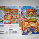 Artwork ONLY ~  Samba De Amigo  - Nintendo Wii Cover Art Insert