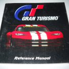 Manual ONLY ~ Gran Turismo Reference Manual - Instruction Booklet - Ps1, Playstation 1