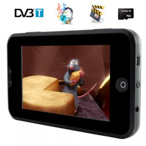 4.3 Inch Widescreen Portable Media Player