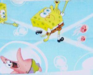 Sponge Bob Squarepants Fabric