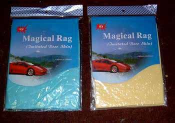 brand new Magical Car Rag (Imitated Deer Skin)