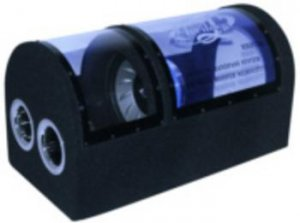 Lanzar (HRBT01) 500 Watt Single 10'' Bandpass System
