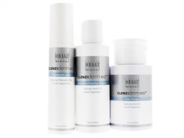 Obagi CLENZIDERM MD Starter Set - Normal/Oily