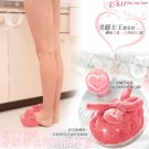 Fat Buster Leg Slim Shape Half Sole Slipper