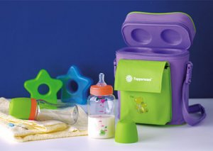TIWI Baby Bottle & Warmer Set