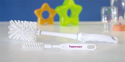 Baby Bottle Cleaner & Nipple Brush Set