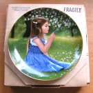 Vintage Collector Plate Making Magic Little Girls Robert Anderson Pemberton Oaks