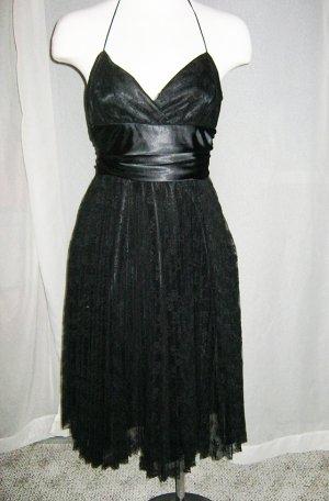 Black Lace Betsey Johnson Dress -6