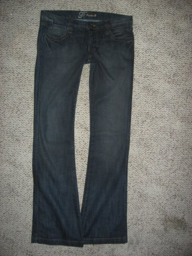 Dark Grey Frankie B Jeans size 6
