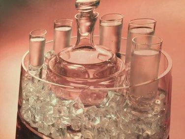 8 Piece Vodka Set