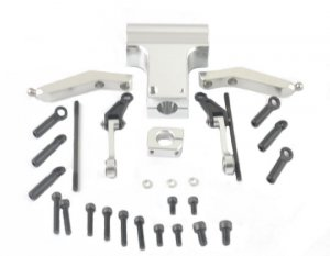 FL90-1002 90 flybarless head FBL head Kits