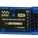 Airtronics RX600 6ch Air 2.4Ghz Mini Receiver - FHSS-1 Full Range