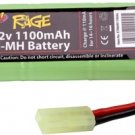 XTM Accessories Battery Pack - Rage 6 Cell 1100mah NiMH In Stock