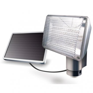 Maxsa 40227 Solar-Powered Aluminum 80 LED Solar Security Light