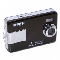 "Argus QC5195 5.0 Megapixel 2.0"" LCD Digital Camera"