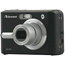 Norcent 10.1 MP DC-1020 Digital Camera