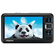 Creative Zen Vision W 60GB Portable Multimedia Player