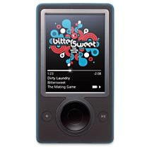 Zune 30GB MP3 Video Player-Black