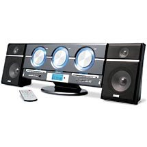 Emerson 3 CD Audio System