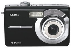 Kodak EasyShare M753 7-Megapixel Digital Camera - Black