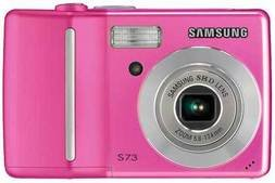 Samsung S73 7.2-Megapixel Digital Camera
