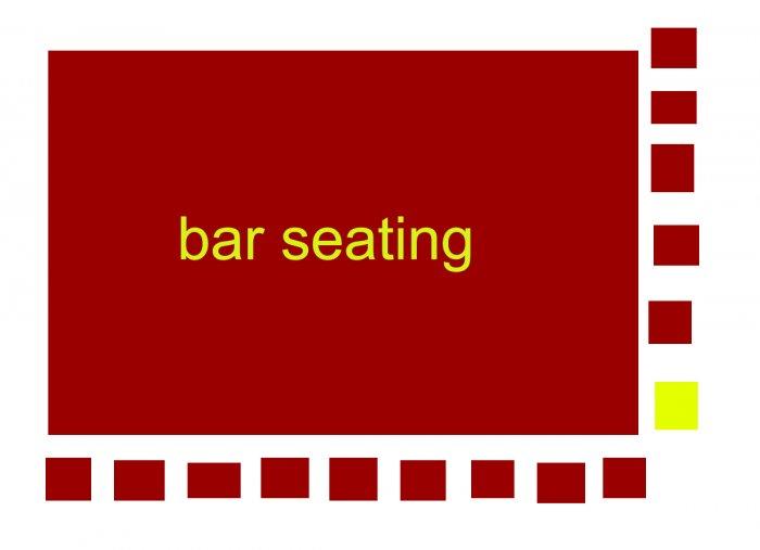 BAR SEAT - B11