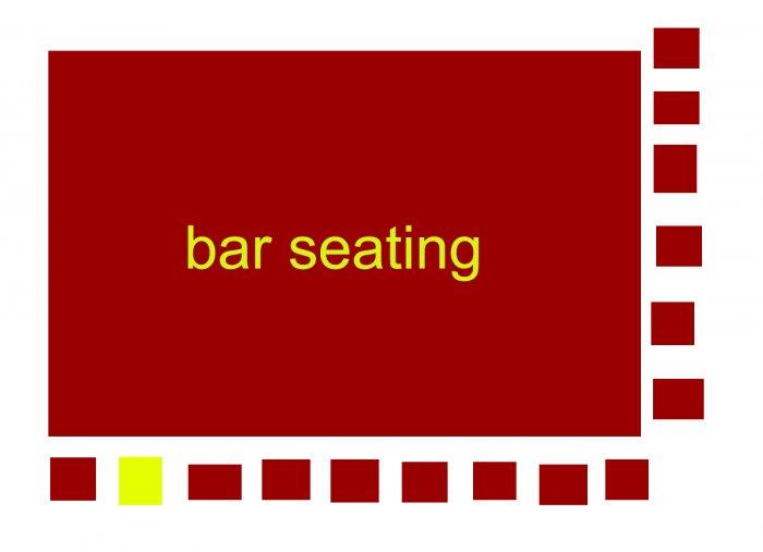 BAR SEAT - B2