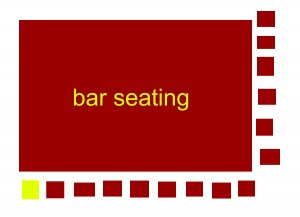 BAR SEAT - B1 - SOLD OUT
