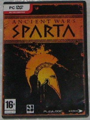 Ancient Wars Sparta PC DVD Game