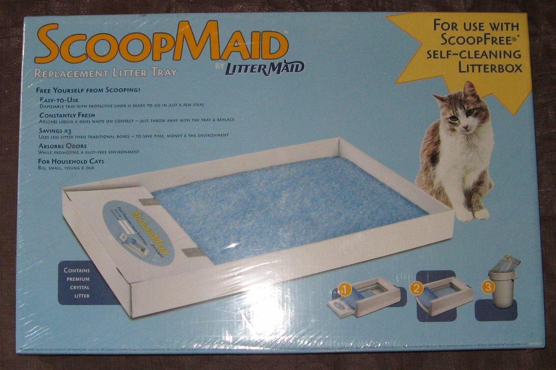 Scoopmaid by Littermaid LM0001 Replacement Litter Tray